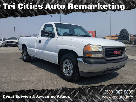 1999 GMC Sierra 1500 for sale at Tri Cities Auto Remarketing in Kennewick WA