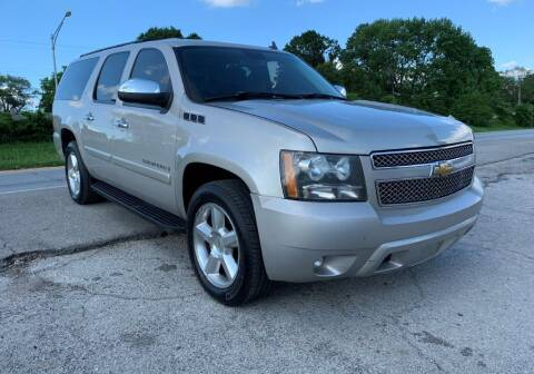 2007 Chevrolet Suburban for sale at InstaCar LLC in Independence MO