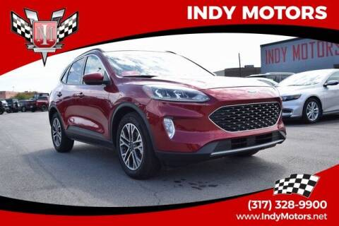 2020 Ford Escape for sale at Indy Motors Inc in Indianapolis IN