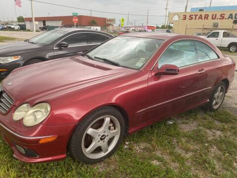 2003 Mercedes-Benz CLK for sale at Car Girl 101 in Oakland Park FL