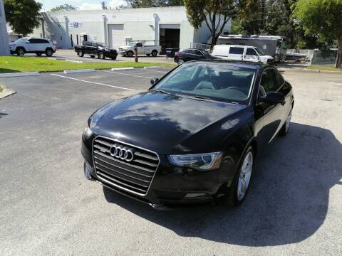 2014 Audi A5 for sale at Best Price Car Dealer in Hallandale Beach FL