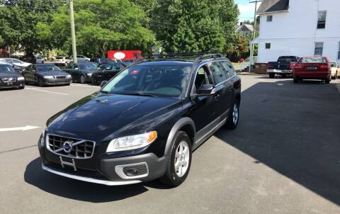 2010 Volvo XC70 for sale at European Motors in West Hartford CT
