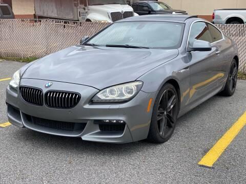 2012 BMW 6 Series for sale at MAGIC AUTO SALES - Magic Auto Prestige in South Hackensack NJ
