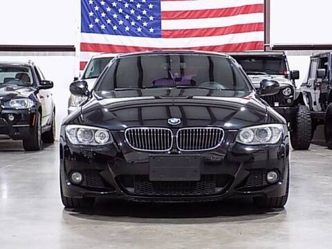 2012 BMW 3 Series for sale at Texas Motor Sport in Houston TX