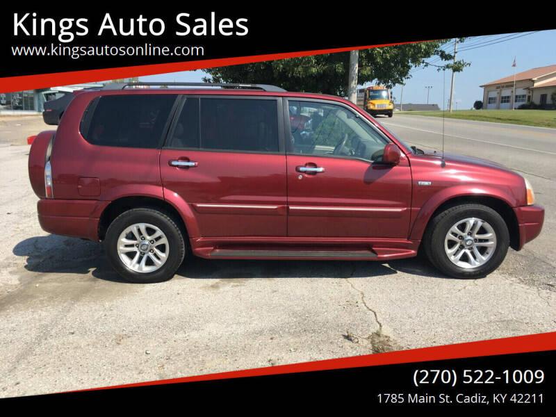 2006 Suzuki XL7 for sale at Kings Auto Sales in Cadiz KY