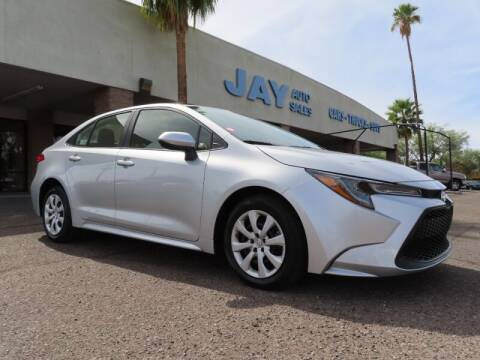 2020 Toyota Corolla for sale at Jay Auto Sales in Tucson AZ