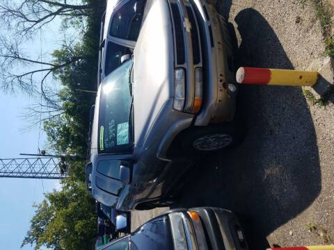 2002 Chevrolet Tahoe for sale at Big Bills in Milwaukee WI