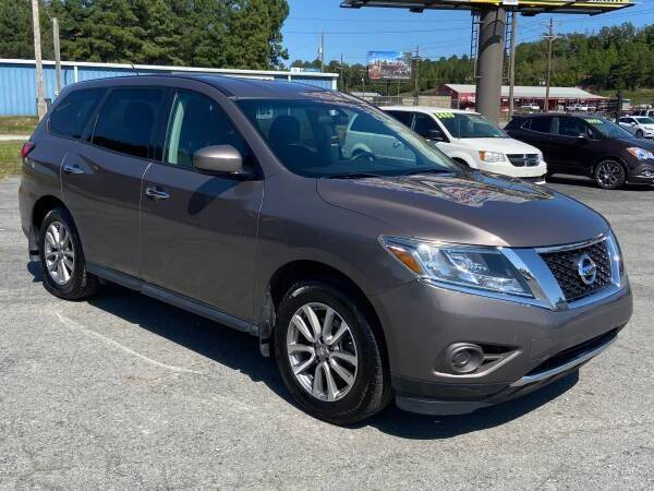2014 Nissan Pathfinder for sale at Greenbrier Auto Sales in Greenbrier AR