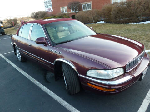 2003 Buick Park Avenue for sale at Kaners Motor Sales in Huntingdon Valley PA