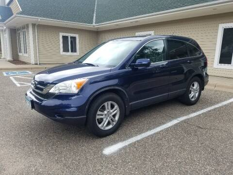 2010 Honda CR-V for sale at Capital Fleet  & Remarketing  Auto Finance in Columbia Heights MN