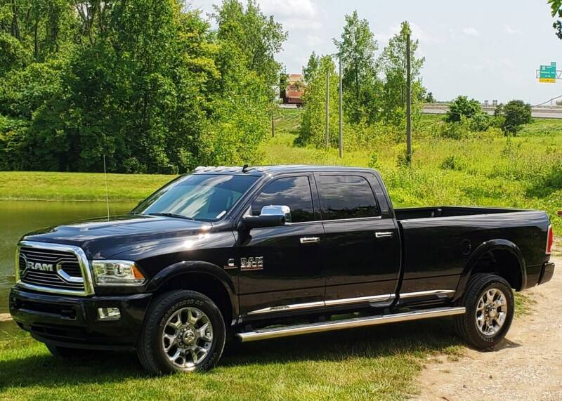 2018 RAM Ram Pickup 3500 for sale at A F SALES & SERVICE in Indianapolis IN