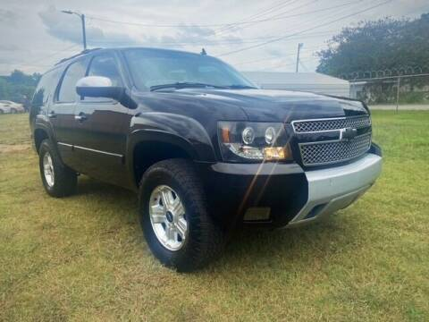 2008 Chevrolet Tahoe for sale at Cutiva Cars in Gastonia NC