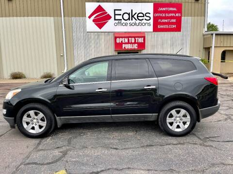 2012 Chevrolet Traverse for sale at Iowa Auto Sales, Inc in Sioux City IA
