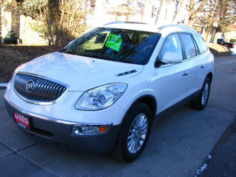 2012 Buick Enclave for sale at CLASSIC MOTOR CARS in West Allis WI