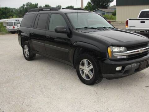 2005 Chevrolet TrailBlazer EXT for sale at Frieling Auto Sales in Manhattan KS
