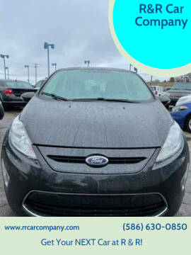 2011 Ford Fiesta for sale at R&R Car Company in Mount Clemens MI