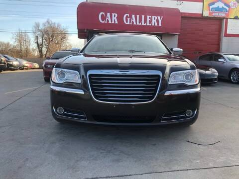 2012 Chrysler 300 for sale at Car Gallery in Oklahoma City OK