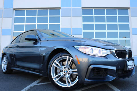 2015 BMW 4 Series for sale at Chantilly Auto Sales in Chantilly VA