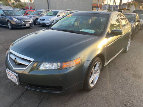 2005 Acura TL for sale at North County Auto in Oceanside CA