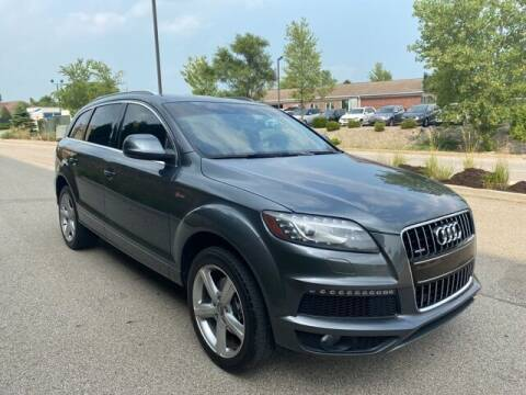2014 Audi Q7 for sale at World Class Motors LLC in Noblesville IN