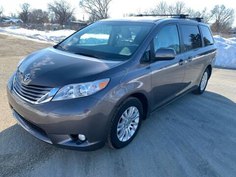 2012 Toyota Sienna for sale at ONG Auto in Farmington MN