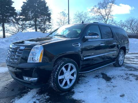 2011 Cadillac Escalade ESV for sale at All Star Car Outlet in East Dundee IL