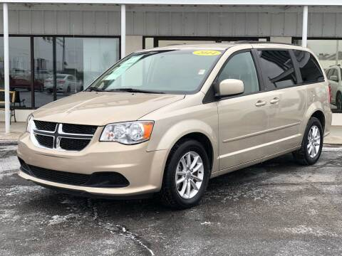 2014 Dodge Grand Caravan for sale at Nelson Car Country in Bixby OK