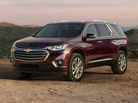 2018 Chevrolet Traverse for sale at CHEVROLET OF SMITHTOWN in Saint James NY