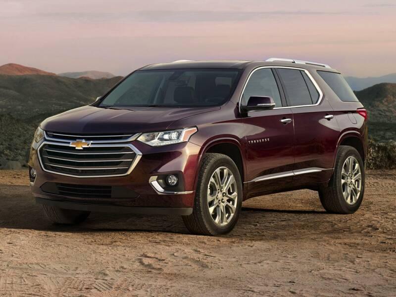 2020 Chevrolet Traverse for sale at Sundance Chevrolet in Grand Ledge MI