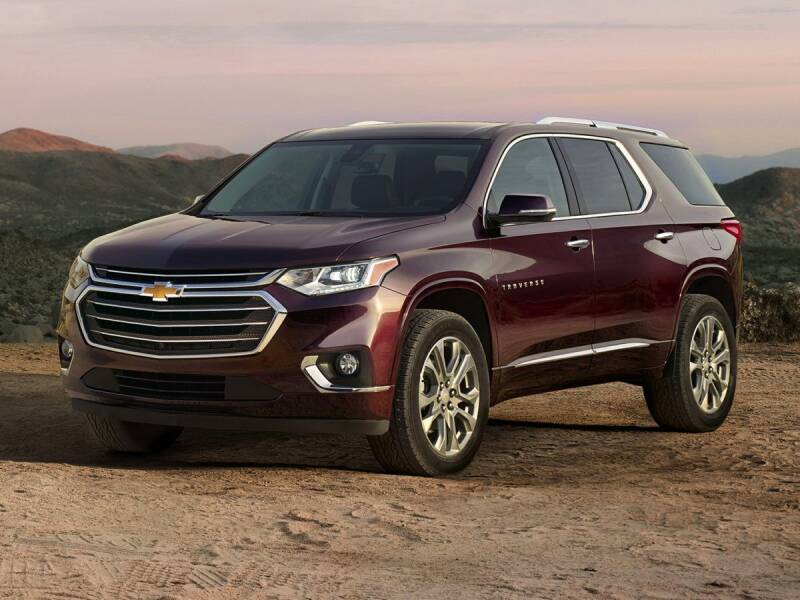 2021 Chevrolet Traverse for sale at CHEVROLET OF SMITHTOWN in Saint James NY