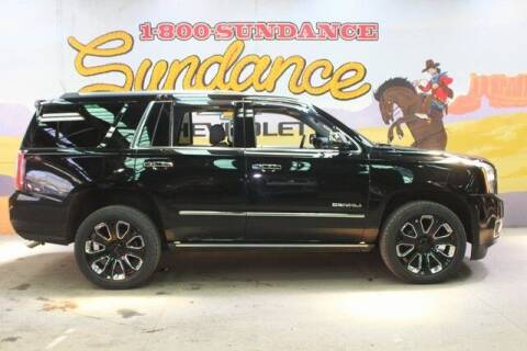 2019 GMC Yukon for sale at Sundance Chevrolet in Grand Ledge MI