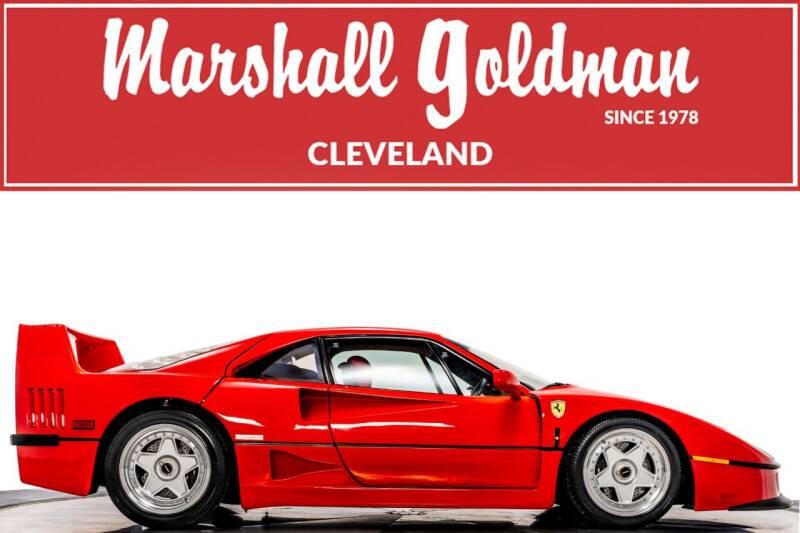 Used Ferrari F40 For Sale In La Jolla Ca Carsforsale Com