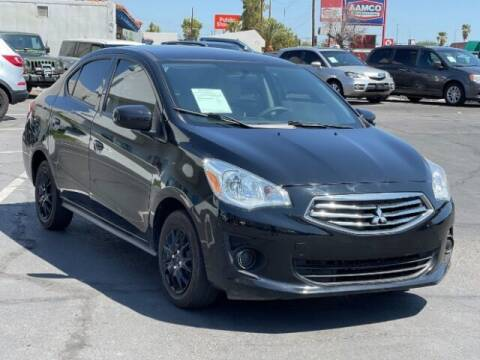 2019 Mitsubishi Mirage G4 for sale at Curry's Cars Powered by Autohouse - Brown & Brown Wholesale in Mesa AZ