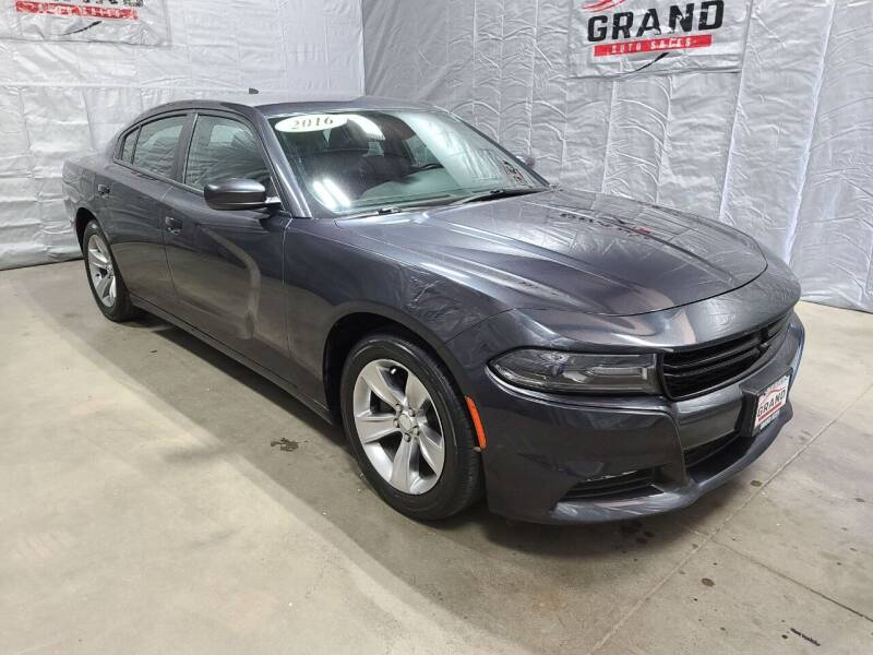 2016 Dodge Charger for sale at GRAND AUTO SALES in Grand Island NE