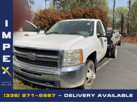 2008 Chevrolet Silverado 3500HD CC for sale at Impex Auto Sales in Greensboro NC