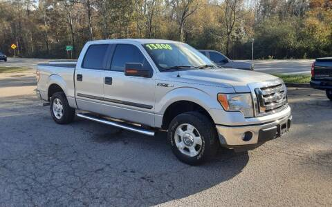 2011 Ford F-150 for sale at Mathews Used Cars, Inc. in Crawford GA