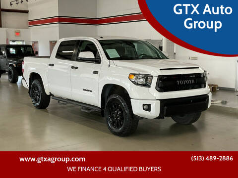 2015 Toyota Tundra for sale at UNCARRO in West Chester OH