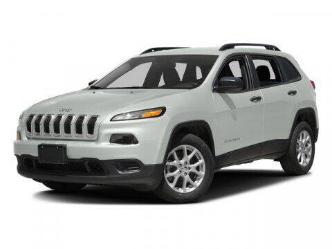 2016 Jeep Cherokee for sale at CarZoneUSA in West Monroe LA