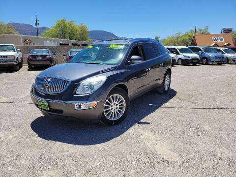 2011 Buick Enclave for sale at Canyon View Auto Sales in Cedar City UT