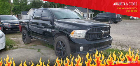 2014 RAM Ram Pickup 1500 for sale at Augusta Motors in Augusta GA
