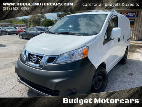 2015 Nissan NV200 for sale at Budget Motorcars in Tampa FL