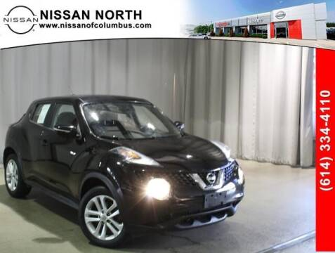 2015 Nissan JUKE for sale at Auto Center of Columbus in Columbus OH