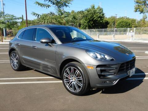 2016 Porsche Macan for sale at California Cadillac & Collectibles in Los Angeles CA