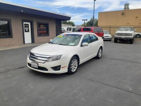 2012 Ford Fusion for sale at Nor Cal Auto Center in Anderson CA