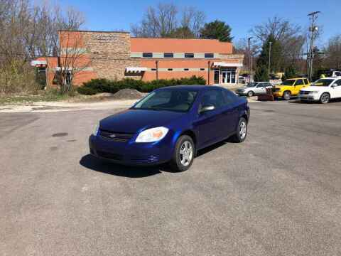 2007 Chevrolet Cobalt for sale at DILLON LAKE MOTORS LLC in Zanesville OH