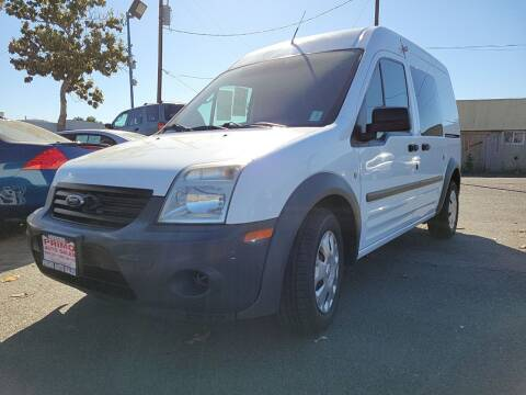 2011 Ford Transit Connect for sale at Primo Auto Sales in Merced CA