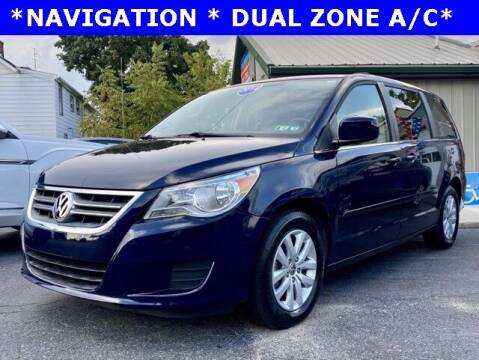 2014 Volkswagen Routan for sale at Ron's Automotive in Manchester MD