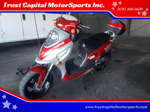 2015 VIP SCOOTER for sale at Trust Capital MotorSports Inc. in Covington GA