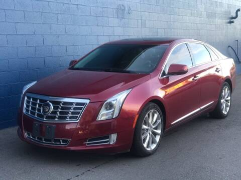 2013 Cadillac XTS for sale at Omega Motors in Waterford MI