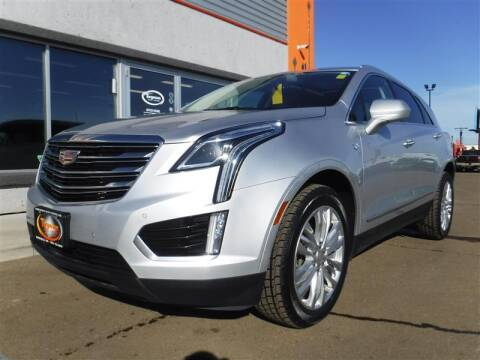 2018 Cadillac XT5 for sale at Torgerson Auto Center in Bismarck ND